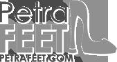 Petra Feet small logo
